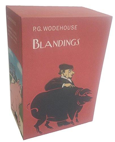 9781841599717: Wodehouse Blandings Boxset