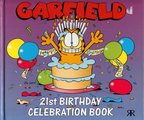 9781841610023: Garfield 21st Birthday Celebration Book
