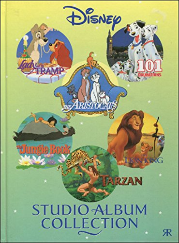 9781841610078: Disney Studio Album Collection: