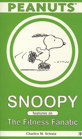 9781841610290: Snoopy features as The Fitness Fanatic