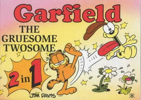 9781841611433: Garfield: The Gruesome Twosome (Garfield 2-in-1 theme books)