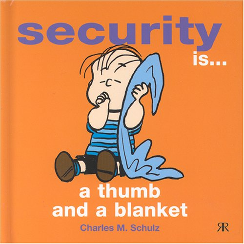 9781841612102: Security Is a Thumb and a Blanket