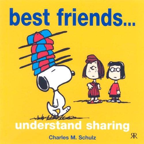 9781841612584: Best Friends... Understand Sharing