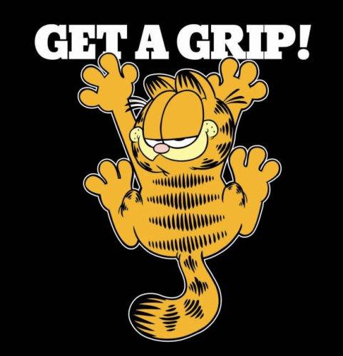 Get a Grip (Garfield Gift Books) (Garfield: Jim Davis