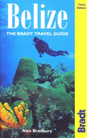 9781841620084: **belize (Bradt Travel Guides)