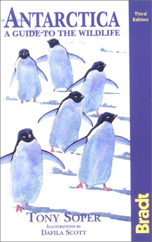 9781841620190: Antarctica: A Guide to the Wildlife, 3rd (Bradt Guides)