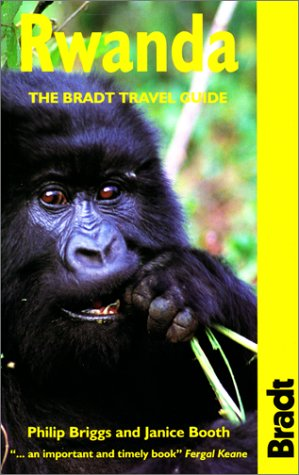 9781841620343: Rwanda: The Bradt Travel Guide