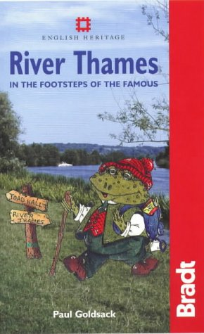 9781841620442: The River Thames: In the Footsteps of the Famous