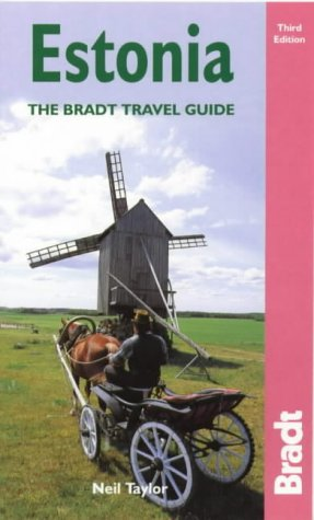 9781841620473: Estonia, 3rd: The Bradt Travel Guide