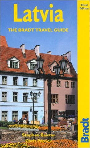 9781841620480: Latvia, 3rd: The Bradt Travel Guide