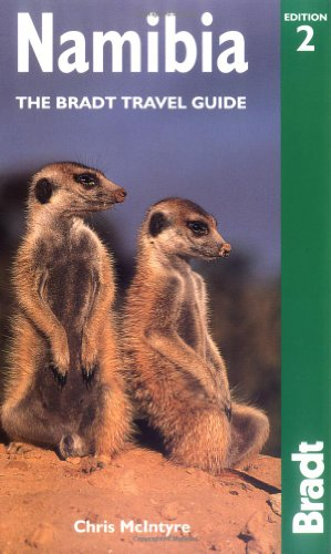 9781841620626: Namibia: The Bradt Travel Guide, Second Edition