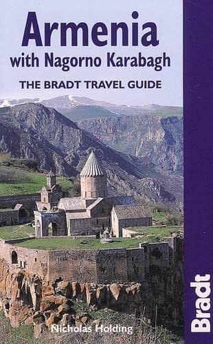 9781841620817: Armenia: The Bradt Travel Guide