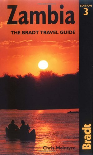 9781841620824: Zambia, 3rd: The Bradt Travel Guide