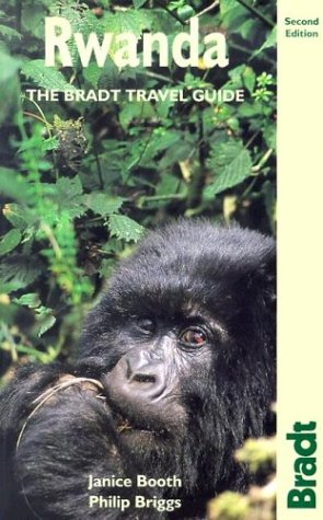 9781841620886: Rwanda, 2nd: The Bradt Travel Guide
