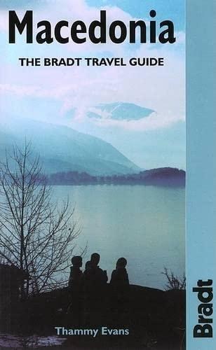 9781841620893: Macedonia: The Bradt Travel Guide