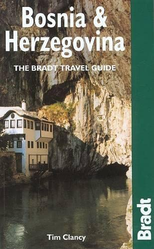 9781841620947: Bosnia and Herzegovina: The Bradt Travel Guide