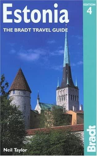 9781841620954: Estonia, 4th: The Bradt Travel Guide