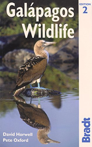 9781841621005: Galapagos Wildlife, 2nd: A Visitor's Guide (Bradt Travel Guide)