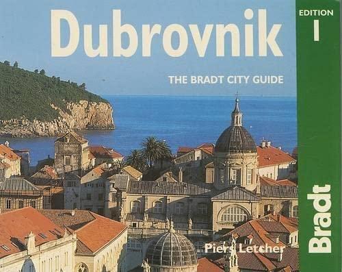 9781841621098: Dubrovnik: The Bradt City Guide (Bradt Mini Guide)