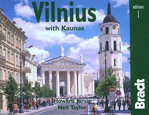 9781841621128: Vilnius with Kaunas: The Bradt City Guide (Bradt Mini Guide)