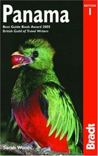 9781841621173: Bradt Panama: Travel Guide