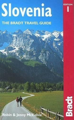 9781841621197: Slovenia: The Bradt Travel Guide