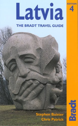 9781841621210: Latvia, 4th: The Bradt Travel Guide