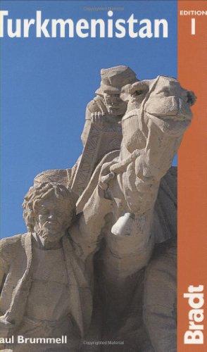 9781841621449: Turkmenistan (Bradt Travel Guides)