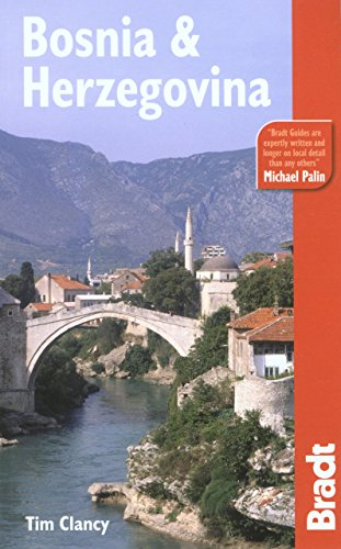9781841621616: Bosnia and Herzegovina, 2nd: The Bradt Travel Guide