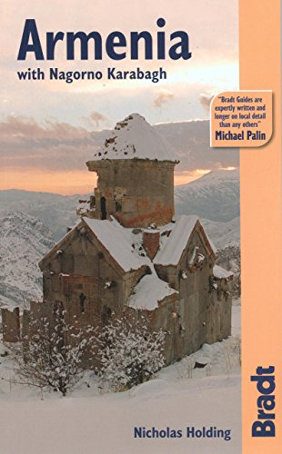 9781841621630: Armenia with Nagorno Karabagh, 2nd: The Bradt Travel Guide