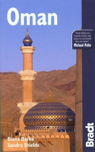 9781841621685: Oman: The Bradt Travel Guide