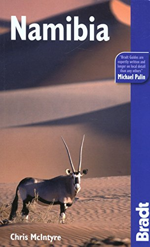 9781841621876: Namibia, 3rd: The Bradt Travel Guide