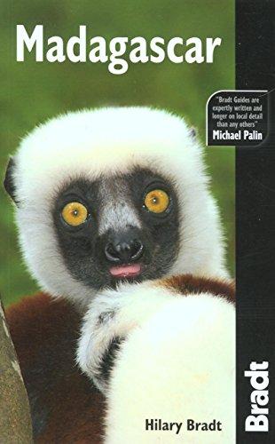 9781841621975: Madagascar, 9th (Bradt Travel Guide)