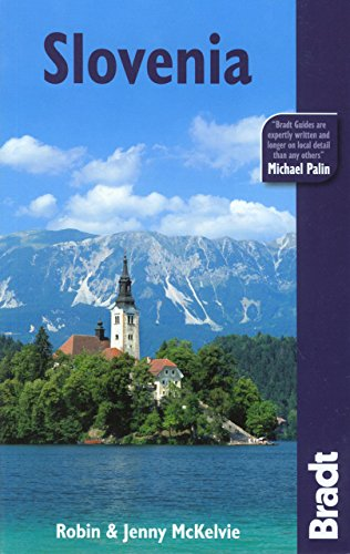 9781841622118: Slovenia (Bradt Travel Guide)