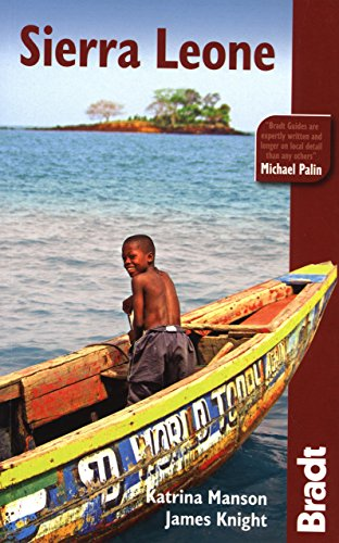 9781841622224: Sierra Leone (Bradt Travel Guides)