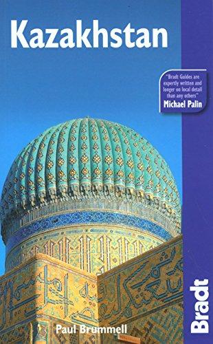 9781841622347: Kazakhstan (Bradt Travel Guides)