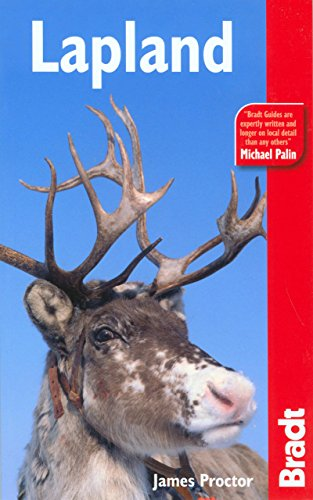 9781841622354: Lapland (Bradt Travel Guide)