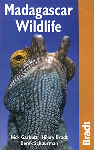 Madagascar Wildlife 3rd (Bradt Travel Guide Madagascar Wildlife): Garbutt, Nick; Bradt, Hilary; ...