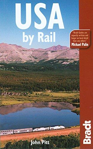 9781841622552: USA by Rail 7th (Bradt Rail Guides)
