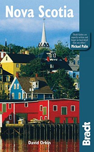 9781841622828: Nova Scotia (Bradt Travel Guide)