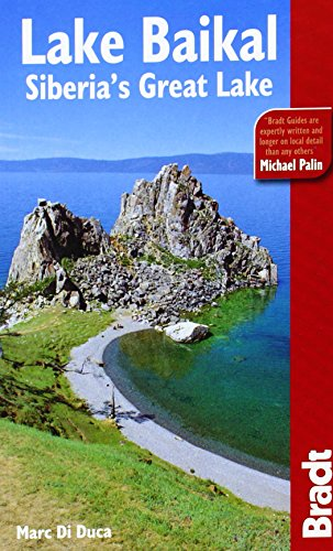 9781841622941: Lake Baikal (Bradt Travel Guide)