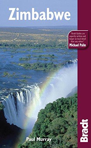 Zimbabwe (Bradt Travel Guide): Paul Murray