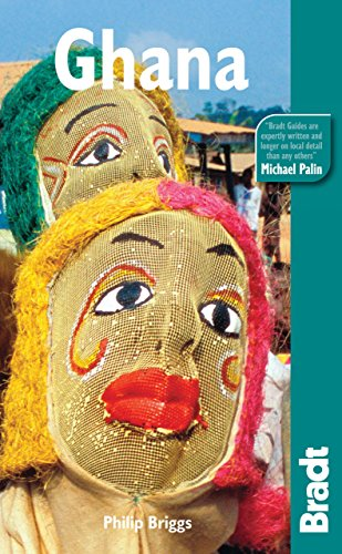 9781841623252: Ghana (Bradt Travel Guide)