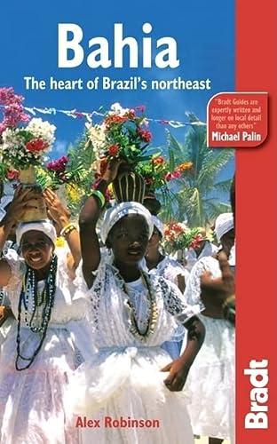 9781841623290: Bahia: The Heart Of Brazil's Northeast (Bradt Travel Guide)