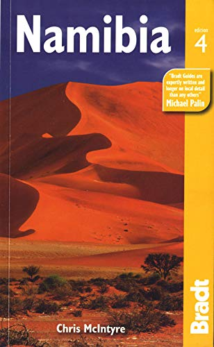 9781841623351: Namibia, 4th: The Bradt Travel Guide