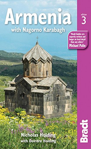 9781841623450: Armenia, 3rd: The Bradt Travel Guide