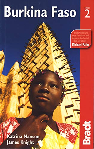 9781841623528: Burkina Faso (Bradt Travel Guides)