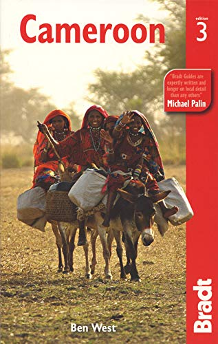 9781841623535: Cameroon (Bradt Travel Guide)