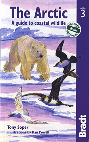 9781841623801: Arctic: A Guide To Coastal Wildlife (Bradt Guides)