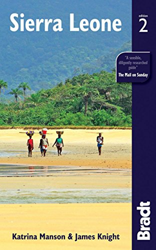 9781841624129: Sierra Leone (Bradt Travel Guide)